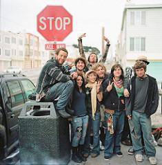 comuna hippies